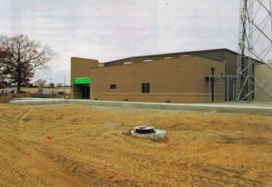 Paving work is set to start soon at the site of the new Starke County Sheriff's Office and Detention Center.