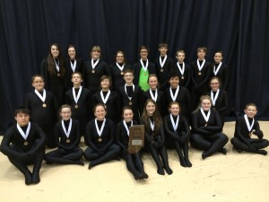 Knox Indoor Percussion