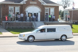 Hearse pause