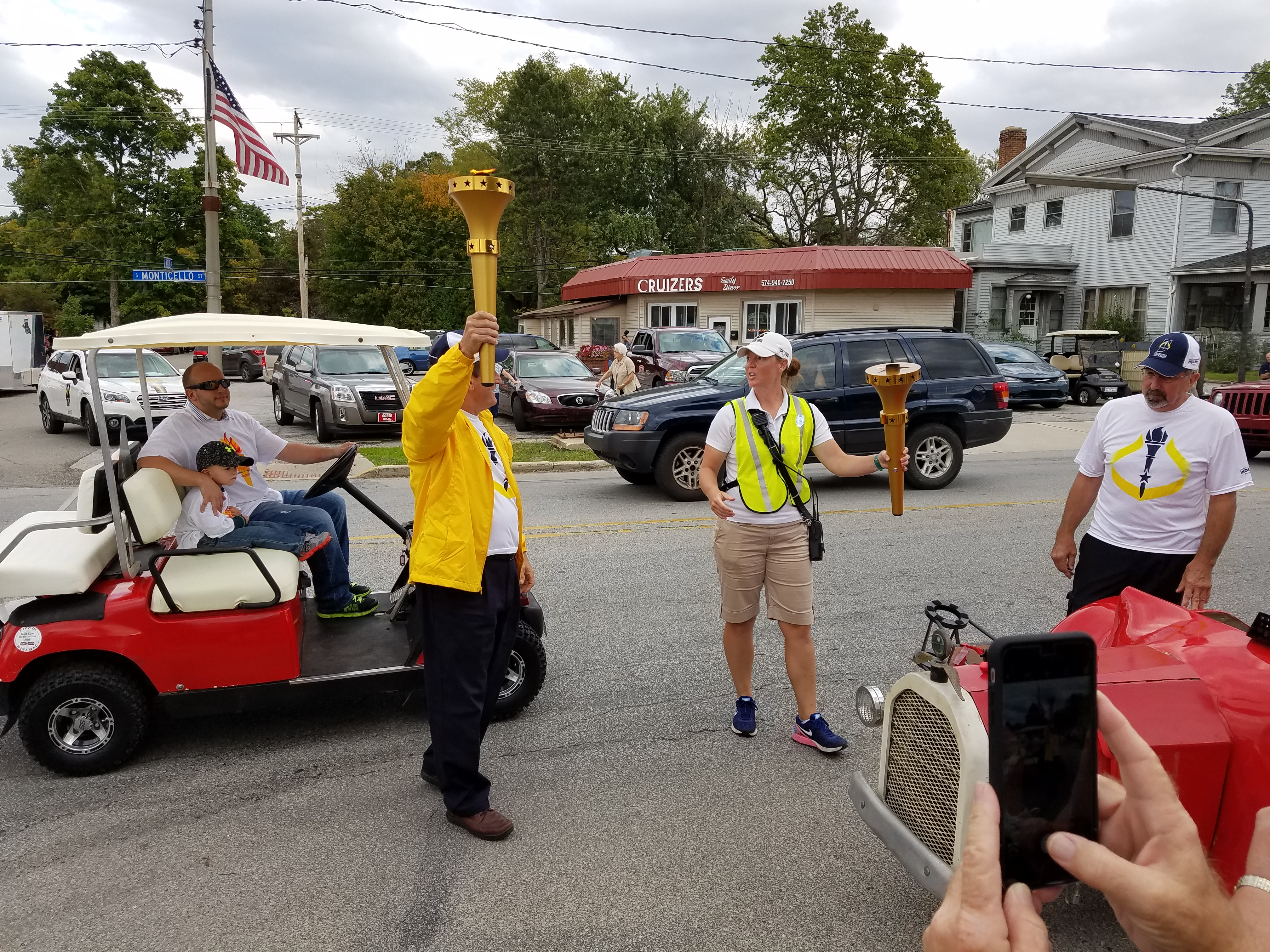 Indiana marshall county tippecanoe - The Indiana Bicentennial Torch Made Its Way To Pulaski County Friday The Torch Traveled Up U S 35 Before Heading Down The Tippecanoe River In A Canoe